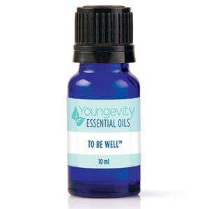 To Be Well Essential Oil Blend 10ml