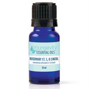 Rosemary Ct 1 8 Cineole Essential Oil 10ml