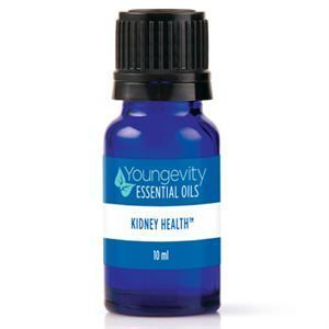Kidney Health Essential Oil Blend 10ml