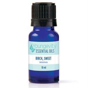 Birch Sweet Essential Oil 10ml