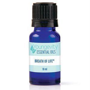 Breath of Life Essential Oil Blend 10ml