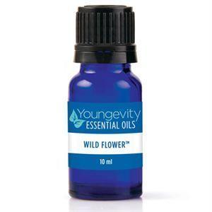 Wild Flower Essential Oil Blend 10ml