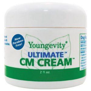 Ultimate CM Cream Paraben Free 2oz