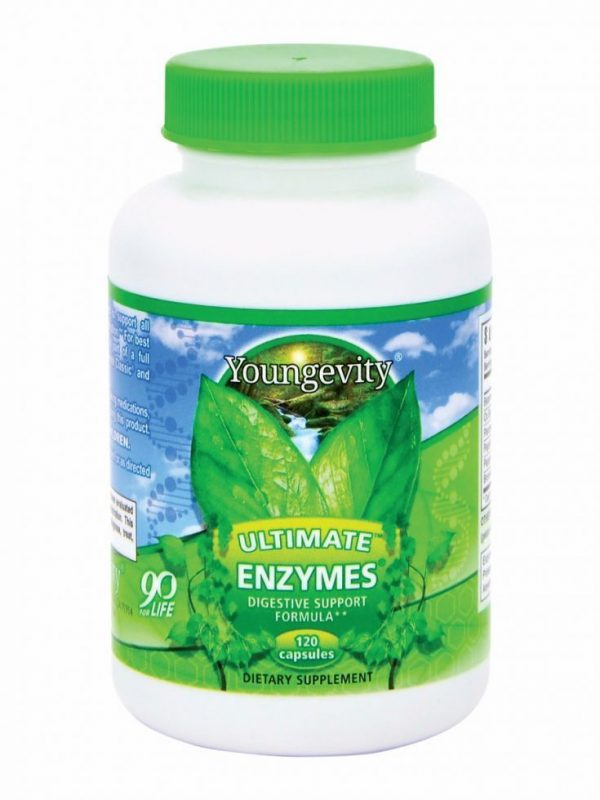 Ultimate Enzymes 120ct