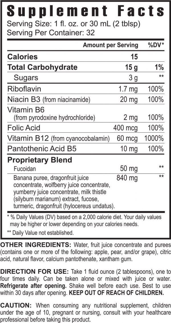ZRadical 32oz 4 Bottle Pack 1 Case