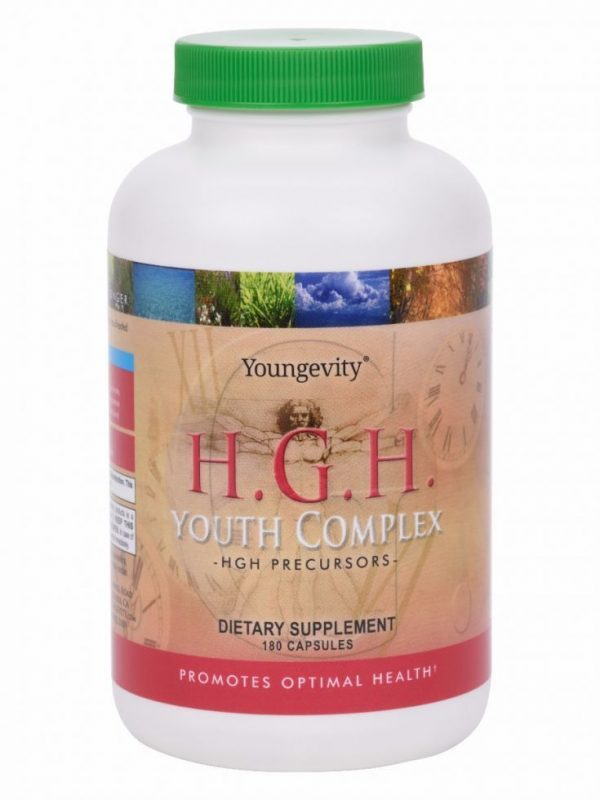HGH Youth Complex 180ct