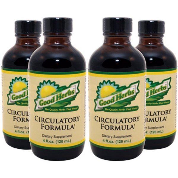 Circulatory Formula (4 Pack)