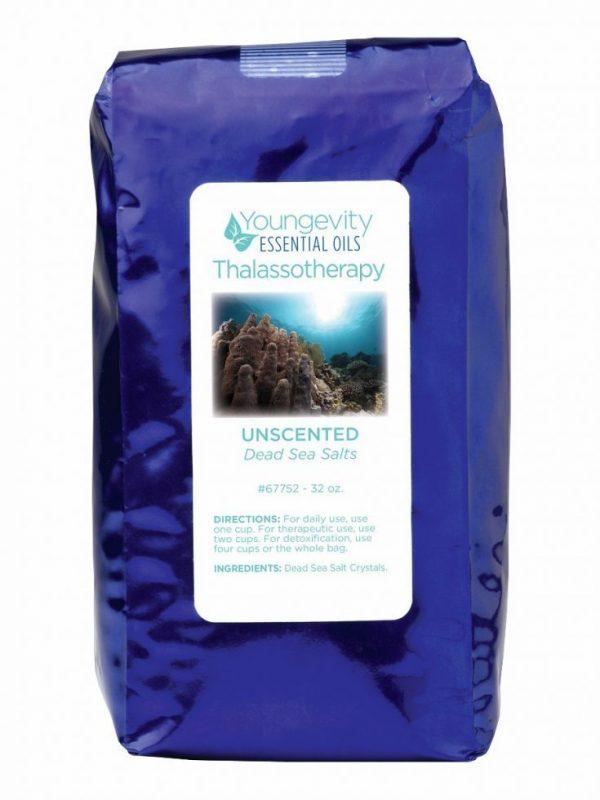 Unscented Dead Sea Bath Salts 32oz