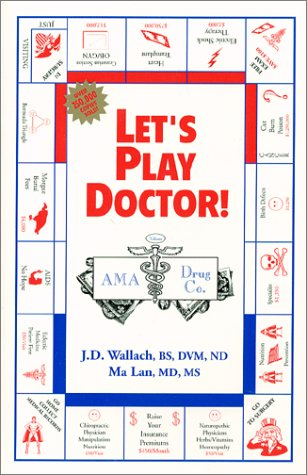 Let's Play Doctor By Dr. Wallach