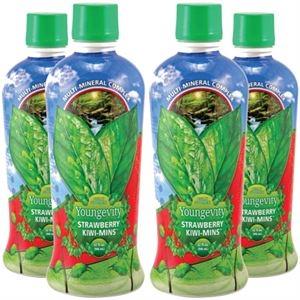 Strawberry Kiwi-Mins (4 Pack)