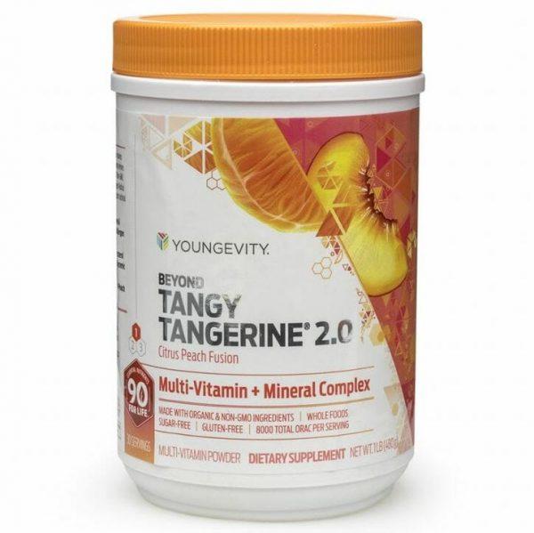 Beyond Tangy Tangerine 2.0 - Citrus Peach Fusion