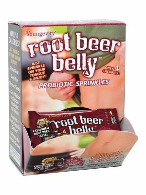 Root Beer Belly - Probiotic Sprinkles