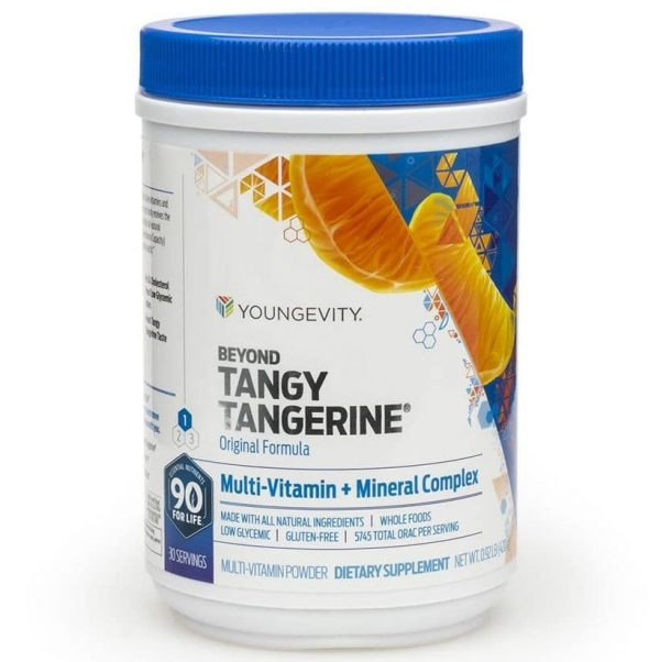 Youngevity Beyond Tangy Tangerine