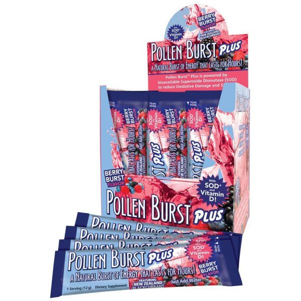 Projoba Pollen Burst Plus Berry 30 Packets