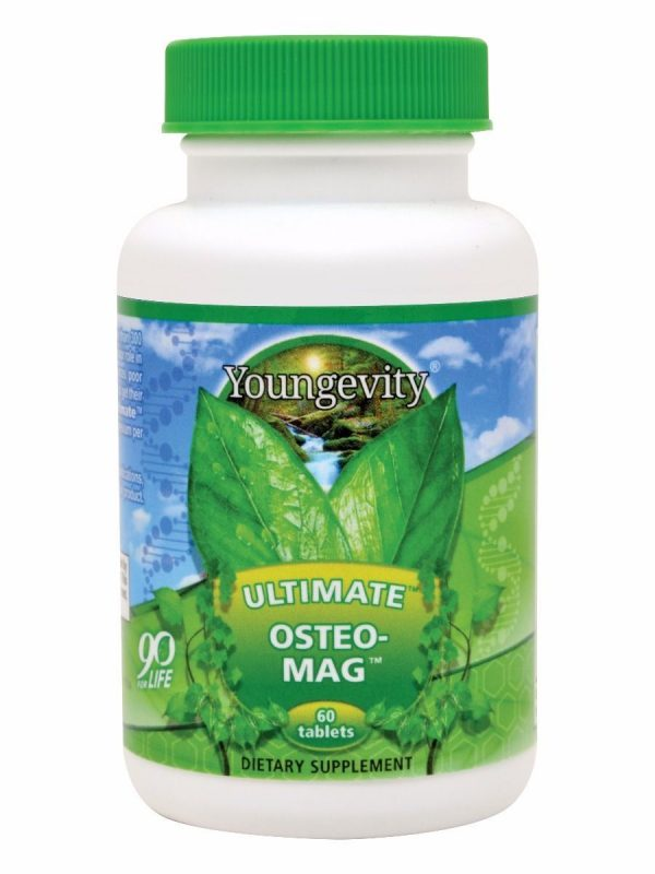 Ultimate Osteo Mag 60Ct
