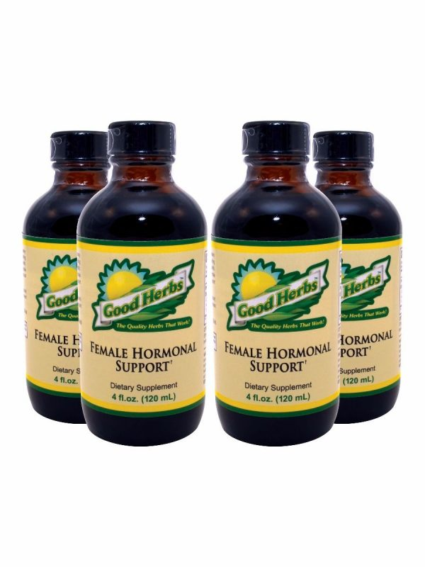 Female Hormonal Support (4oz) (4 Pack)