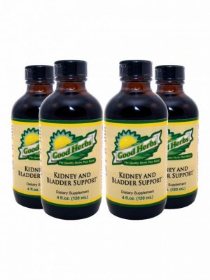 Kidney And Bladder Support (4 Pack)