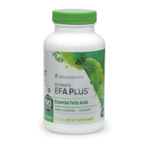 Ultimate EFA Plus - 90 Soft Gels