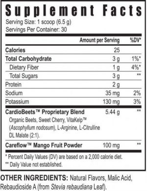 Youngevity CardioBeets 195g